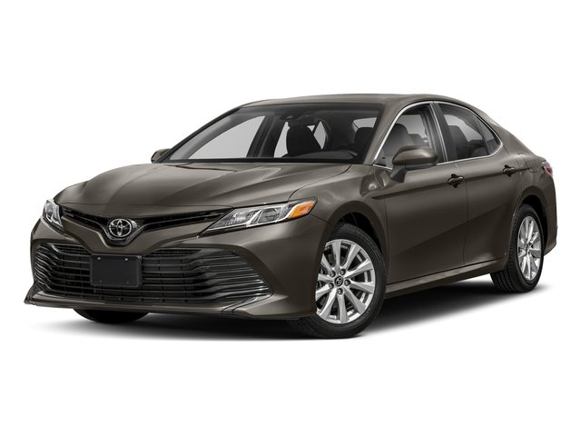 New 2018 Toyota Camry LE FWD 4dr Car