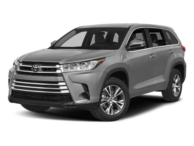New 2018 Toyota Highlander LE AWD
