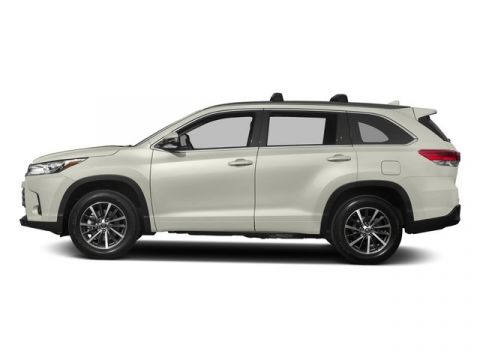 New 2018 Toyota Highlander XLE Sport Utility With Navigation & AWD